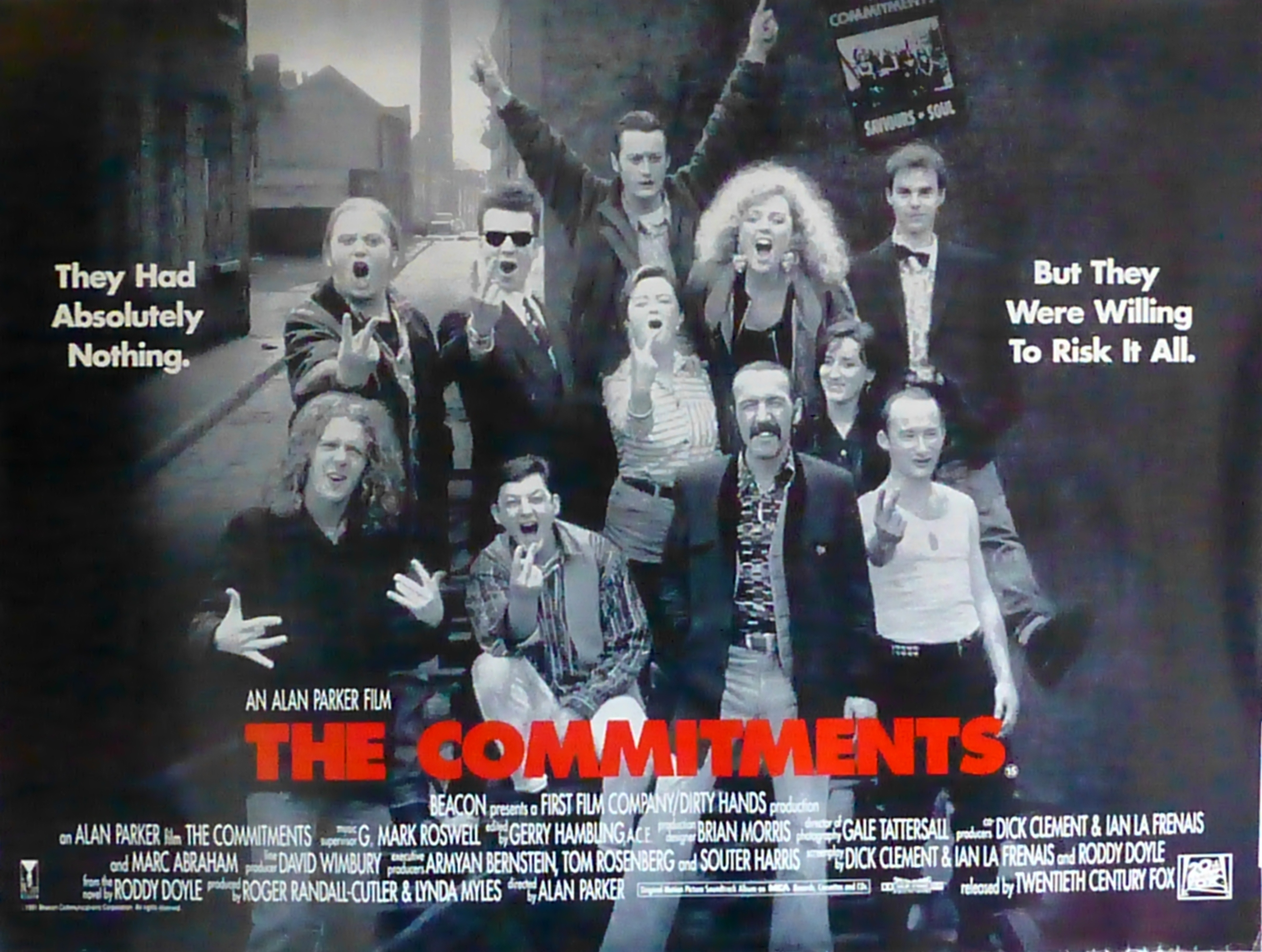 Commitments, The - The Commitments Vol. 2 (Music From The Original Motion Picture Soundtrack)