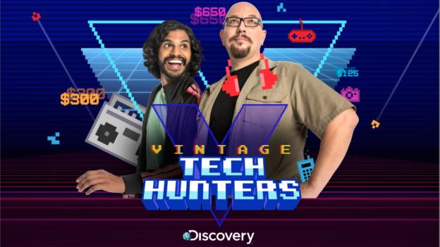 Vintage Tech Hunters